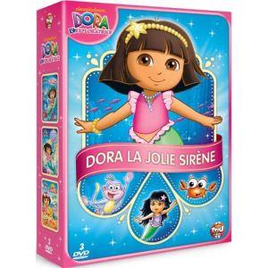 Coffret Dora l'exploratrice : Dora la jolie sirène