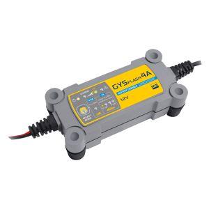 GYS Gysflash 4A - Chargeur 90W pour batterie 12V