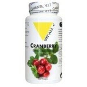 Vit'All + Extrait de cranberry standardisé bio 60 gélules