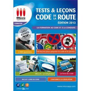 Code de la Route : Tests et Leçons 2013 [Windows]