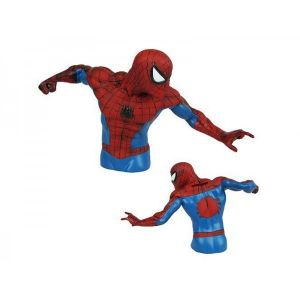 Tirelire buste Spiderman Marvel 19 cm
