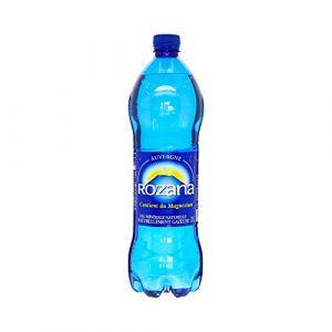 Rozana Eau minérale naturelle gazeuse - La bouteille de 1l