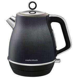 Morphy richards M104405ee Bouilloire sans fil 1.5l 2200w noir evoke jug