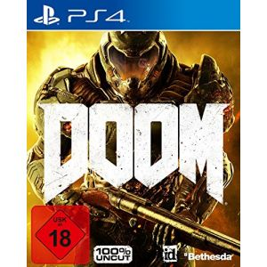 Doom D1 Edition 100% Uncut Playstation 4 Allemand [PS3]
