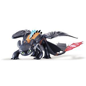 Spin Master Krokmou - Figurine géante 58 cm Dragons 2