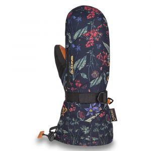 Dakine Leather Sequoia Gore-Tex Mitt Botanics Gants de ski Femme