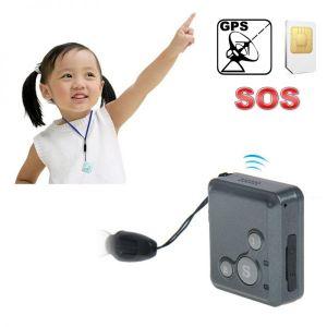 Yonis Y-tgps3 - Mini traceur GPS tracker GPRS micro espion GSM télésecours SOS
