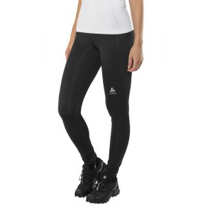 Odlo BL Core Light - Pantalon running Femme - noir XL Pantalons course à pied