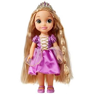 Jakks Pacific Poupée Disney Princesses Raiponce Glow and Style