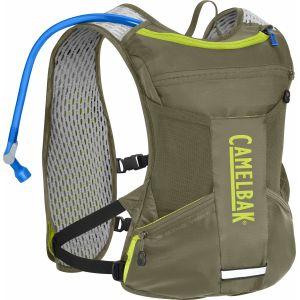 Camelbak Gilet d?hydratation Chase Bike Vest 2,5 L Vert Olive Burnt/Li