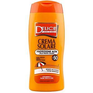 Delice Solaire Crema Solare Protezione Alta - 250 ml - SPF 50