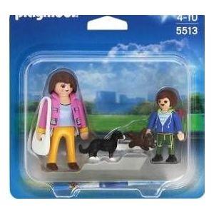 Playmobil 5513 - Duo maman et enfant