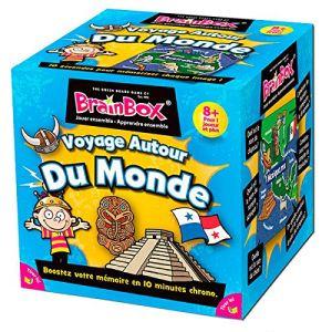 Asmodée Brain Box Voyage autour du monde