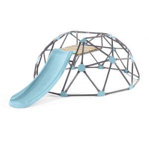 Plum Large Climbing Dome + Toboggan - Structure de jeu