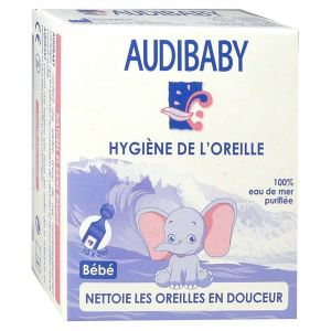 Audispray Audi Baby 10 unidoses x 2 ml