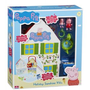 Giochi Preziosi Villa de vacances de Peppa Pig