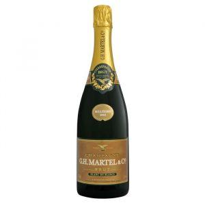 GH MARTEL 2002 Champagne Brut - Blanc de Blancs - 75 cl