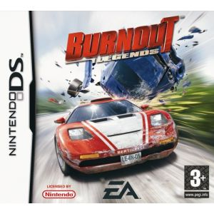 Burnout Legends (Nintendo DS) [import anglais] [DS]