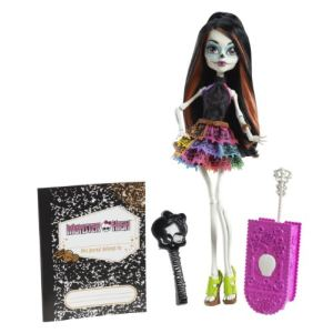 Mattel Monster High Skelita Calaveras en vacances