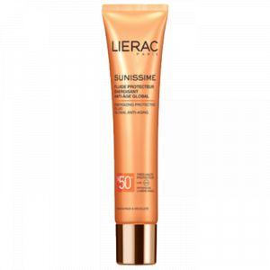 Lierac Sunissime - Fluide protecteur énergisant anti-âge Global SPF50+