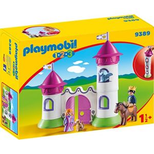 Playmobil 9389 1.2.3 - Château jouet
