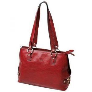 Katana Sac shopping en cuir de Vachette collet K 82617