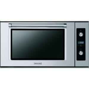Kitchen Aid KOFCS60900 - Four émail lisse