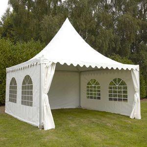MobEventPro Tente pagode 5x5m 850g/m²