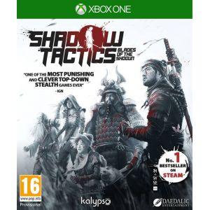 Shadow Tactics : Blades of the Shogun sur XBOX One