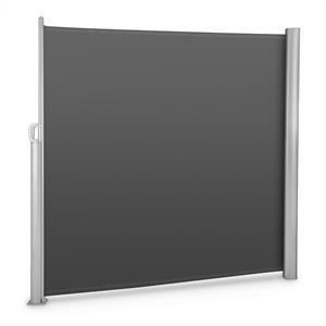 Blumfeldt Bari 318 Store latéral 300x180cm aluminium anthracite
