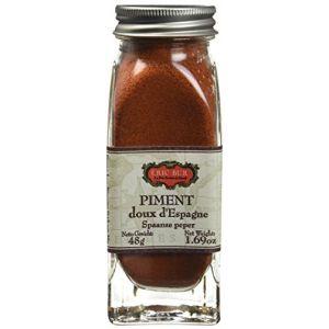 Eric Bur Piment Doux d'Espagne 48 g - Lot de 2