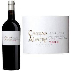 Campo Alegre 2012 Toro Vin rouge d'Espagne