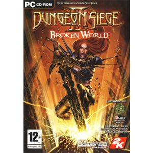 Dungeon Siege II : Broken World - Extension du jeu [PC]
