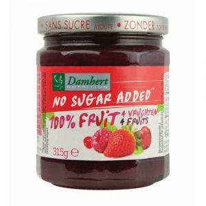 2pharma otc Confiture de 4 fruits 100 % sans sucre