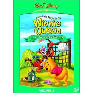 Le Monde magique de Winnie l'Ourson - Volume 3 : Jouer avec Winnie l'Ourson