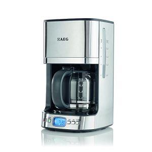 AEG KF 7500 - Cafetière électrique programmable