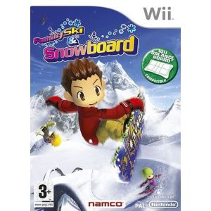 Family Ski & Snowboard [Wii]