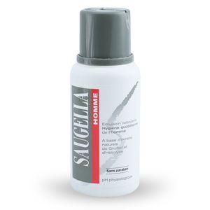 Saugella Homme - Solution nettoyante