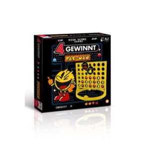 Winning Moves Jeux de société Puissance 4 Pac Man