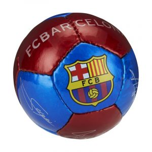Nike Mini ballon de football FC Barcelona - Bleu - Taille Einheitsgröße - Unisex