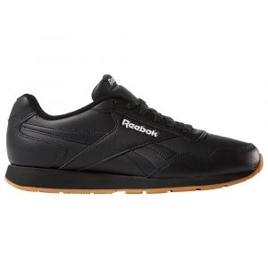 Reebok Chaussures running Royal Glide - Black / Black / White / Gum - Taille EU 44