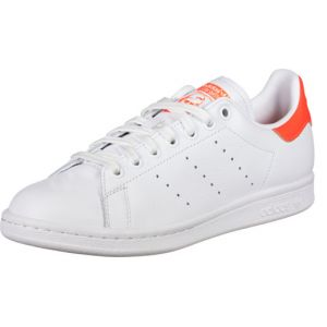 Adidas Baskets -originals Stan Smith - Ftwr White / Solar Orange / Ftwr White - EU 36
