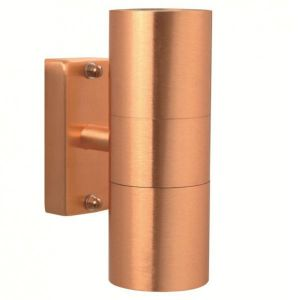 Nordlux 21271130 - Applique d'extérieur double Tin 35W