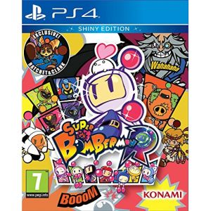 Super Bomberman R - Shiny Edition sur PS4