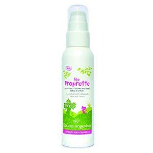 Douces angevines Fée Proprette - Fluide Nettoyant Apaisant - 100 ml