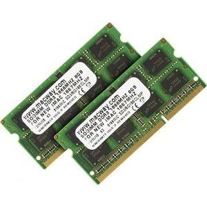 Macway Barrette mémoire 16 Go (2 x 8 Go) DDR3 SODIMM 1867 MHz PC3-14900 iMac 2015