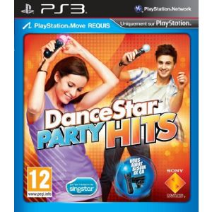 Dance Star Party Hits (PlayStation Move) [PS3]