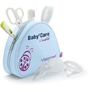 Visiomed Baby'Care l'essentiel - Trousse de 5 accessoires de soins
