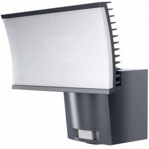 Osram Noxlite Floodlight - Projecteur d'extérieur gris LED 40W avec détecteur