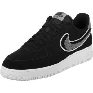 Nike Chaussure Air Force 1 Low 07 LV8 pour Homme - Noir - Taille 42 cea006b3a46f